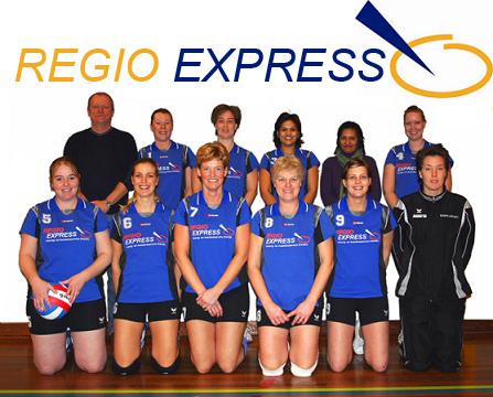Regio Express sponsor Dames 2
